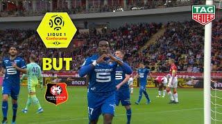 But Faitout MAOUASSA (12') / AS Monaco - Stade Rennais FC (3-2)  (ASM-SRFC)/ 2019-20