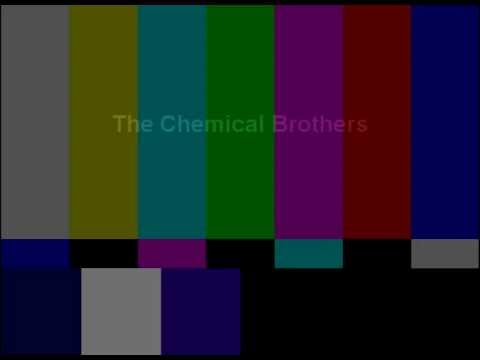 Top 5 tracks by Chemical Brothers (4)