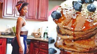Revealing my SECRET FIT GIRL Pancakes! | Power pancakes