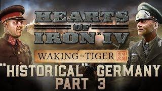 "HOI4: Waking the Tiger - ""Historical"" Germany - Part 3 thumbnail"