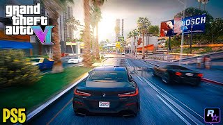 Our 1st real look at what gta 6 graphics will probably like on the ps5 & xbox series x
