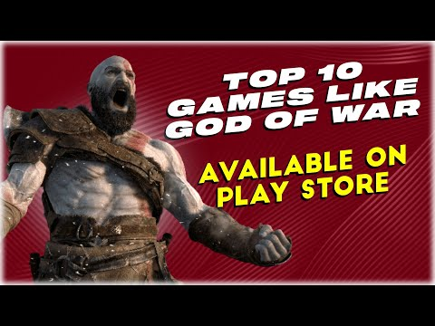 Top 10 Games Like GOD OF WAR For Android Under 1 GB