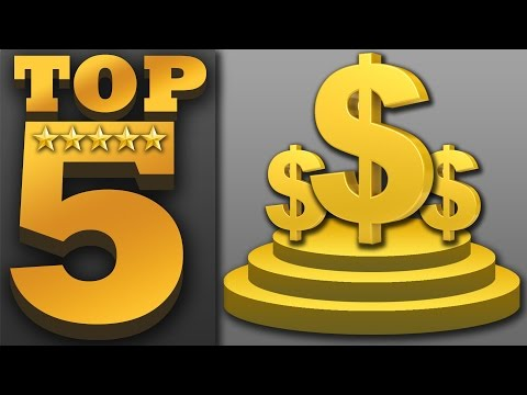 Top 5 Ways To Make Money Online FAST (Get FREE Money Online)