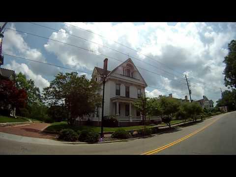 Smithfield, Virginia.  TourDePACLANTIC.blogspot.com