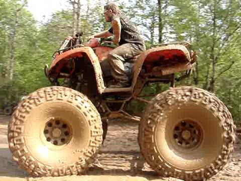 Lifted Four Wheeler >> Steel horses H-Town off-Road - YouTube