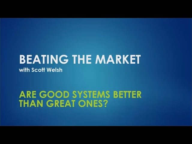 Are Good Systems Better Than Great Ones?