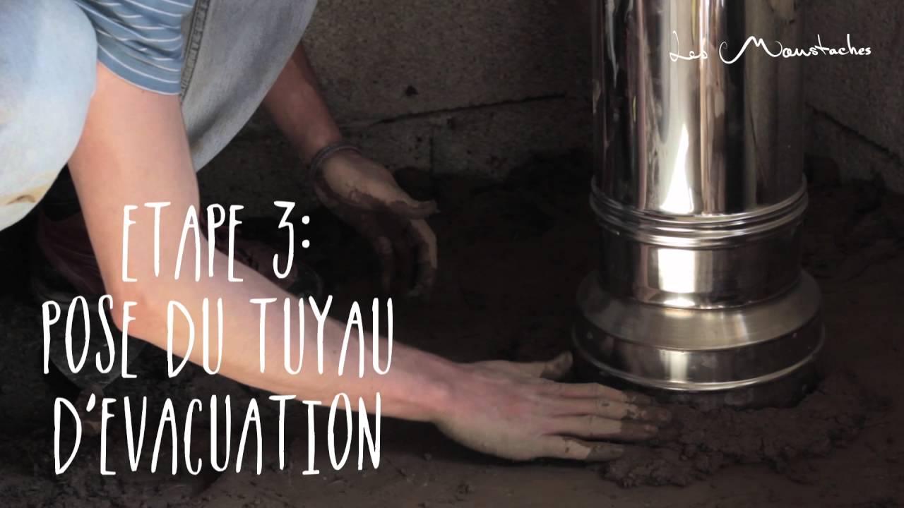 Artisan Poele De Masse poele de masse rocket- comment faire? // rocket stove- how to put it?