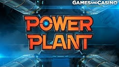 "New online #casino #slot ""Power Plant"" by Yggdrasil"