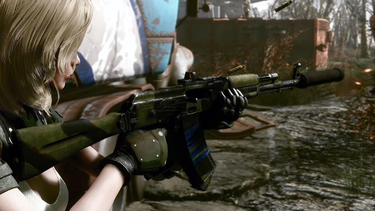 Ak74m: Fallout 4 Mods (PC/Xbox One)