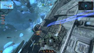 Star Conflict- Gameplay Introduction- PVE