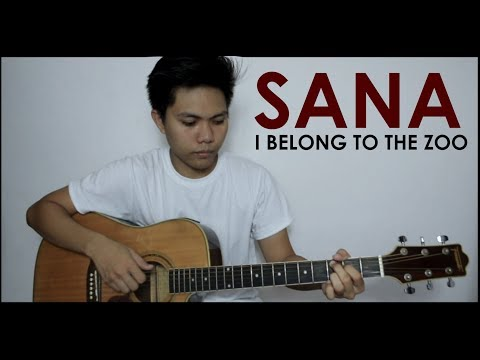 """Sana"" by I Belong to the Zoo Fingerstyle Cover by Mark Sagum 