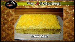 YEMA CAKE Pinoy Hapagkainan
