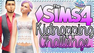 The Sims 4 | Kidnapping Challenge | Part 1! [Corporal Swanson]