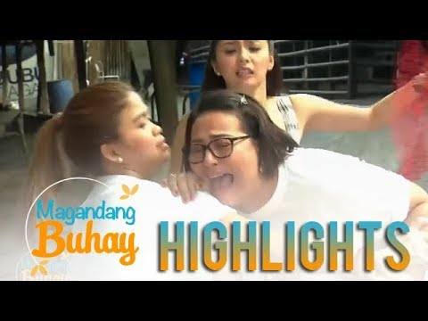 Magandang Buhay: Momshie Karla becomes emotional