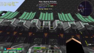 Minecraft HQM 'Project Ozone' #101 - Fusion reactor z mekanismu gotowy