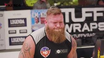 Strongman Champion League in Joensuu by Kesla
