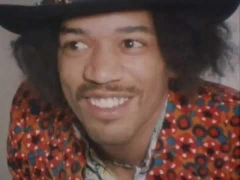 Six Questions for Jimi Hendrix