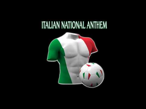 Italian National Anthem Italy Azzurri World Cup 2010 South Africa Fratelli D'Italia Soccer Football