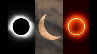 Flat Earth: Eclipses
