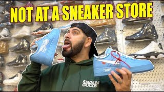 10 THINGS NOT TO DO AT A SNEAKER STORE!!