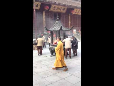 Shanghai, Jade Buddha Temple