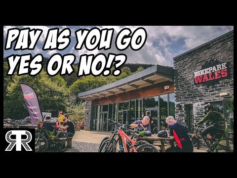 BikePark Wales - The Uplift Drama!