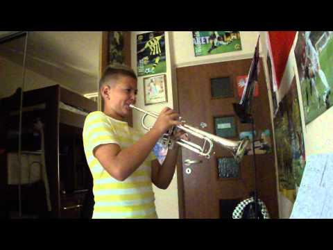 Soul Bossa Nova   Quincy Jones  trumpet