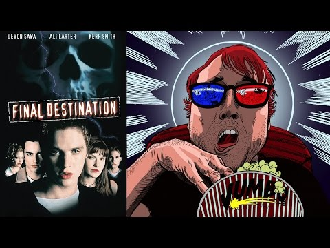 Final Destination (2000) Movie Review || High Concept Horror Kills Teen Angst?