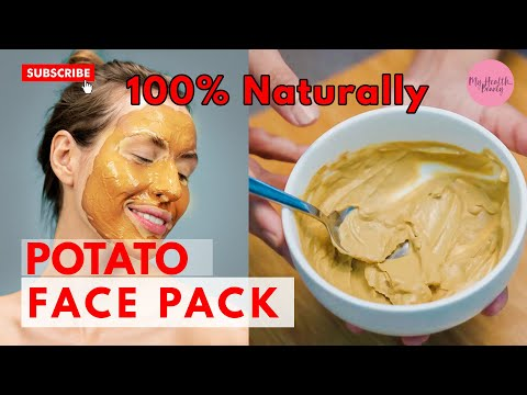 how-to-get-clear-glowing-skin-l-apply-potato-face-pack-daily-to-remove-dark-spots-l-skin-whitening