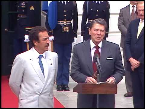 President Reagan's Remarks Following Meetings With President Cerezo of Guatemala on May 13, 1987
