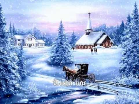 Zora Kolínska - Tichá Noc Svätá Noc - U Nás Na Vianoce