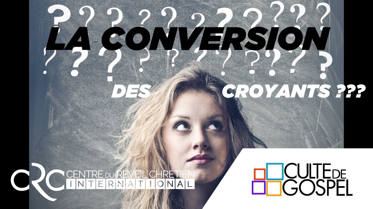 """La conversion des croyants"" (Partie 1) par le Pst. David Goma"