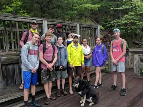 2018 Summer Adventure Camp Highlights
