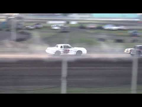 Hobby Stock Feature Arlington Raceway 7-31-2019