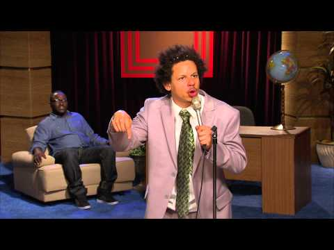 The Eric Andre Show - Preview - Maria Menounos / Eric Balfour