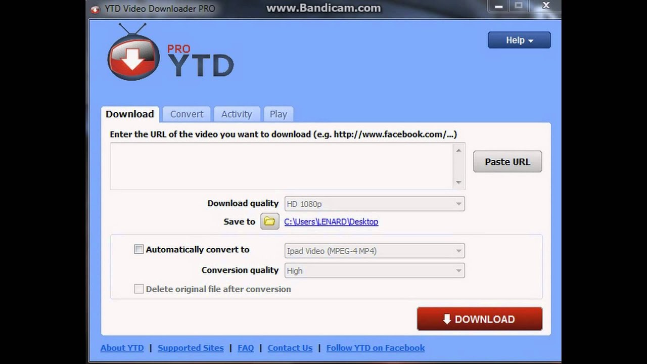 basic ytd pro free download
