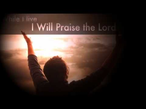 I will praise the lord Pastor Alfred Scott