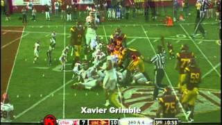 USC vs. Utah 2011