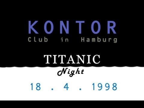KONTOR Hamburg - TITANIC Night with GoGo dancer - 18.4.1998 - by Rasmus Ortmann & KVK