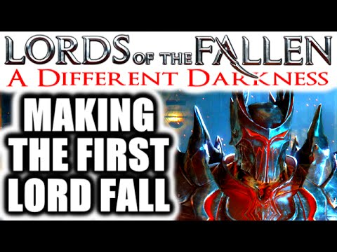 Lords of the Fallen: A Different Darkness - MAKING THE FIRST LORD FALL