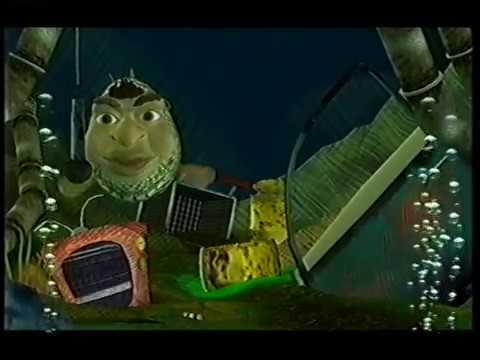 Karaoke Fishtank Spiller