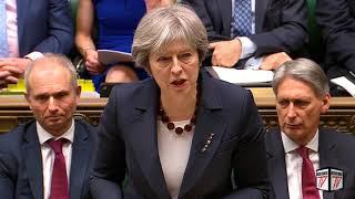 Theresa May echa a 23 espías del Reino Unido y da un golpe contundente a Rusia