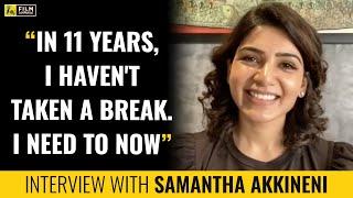 Samantha Akkineni Interview with Anupama Chopra   The Family Man   Film Companion