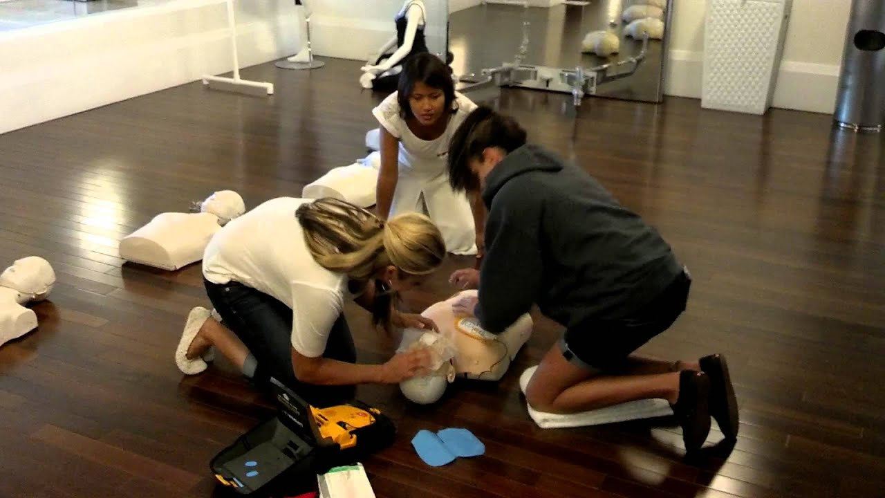 Learn Let Live!CPR BLS Instructor. AHA RCSA Accredited. Will ...
