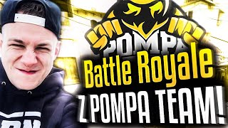 CS:GO BATTLE ROYALE Z POMPA TEAM