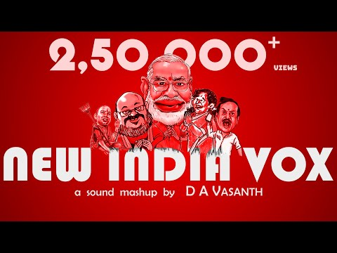 Political Vox 2.0 | New India Vox | D A Vasanth | Sathish | Isaipettai