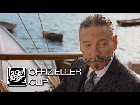 Mord im Orient Express | Offizieller Clip: Schnurrbart | German Deutsch German HD (2017)