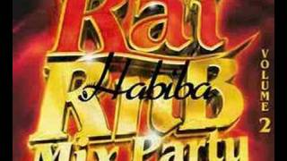 habiba feat cheb Aissa & Dj Kim RaiRnb Mix Party II