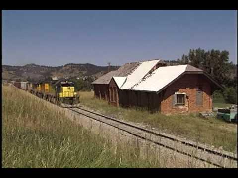 Union Pacific's Era of the Colony Line
