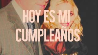 B-Day Song - Madonna (Feat. M.I.A)(Subtitulada en Español)♥